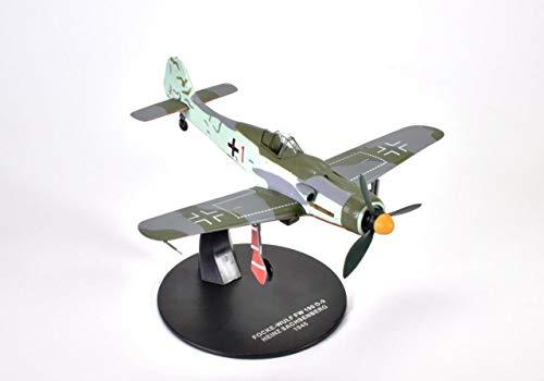 Ixo Focke Wulf 190 D-9 Sachsenberg 1945 1:72 Die-Cast Metall