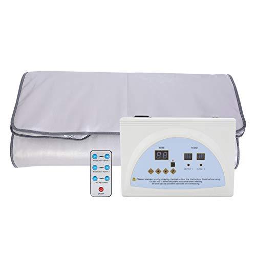 Almohadilla térmica eléctrica, manta calefactable Fibras de microflujo ultrasuaves multifuncionales para salones de belleza, spa, cámaras de ocio y uso doméstico para aliviar el dolor