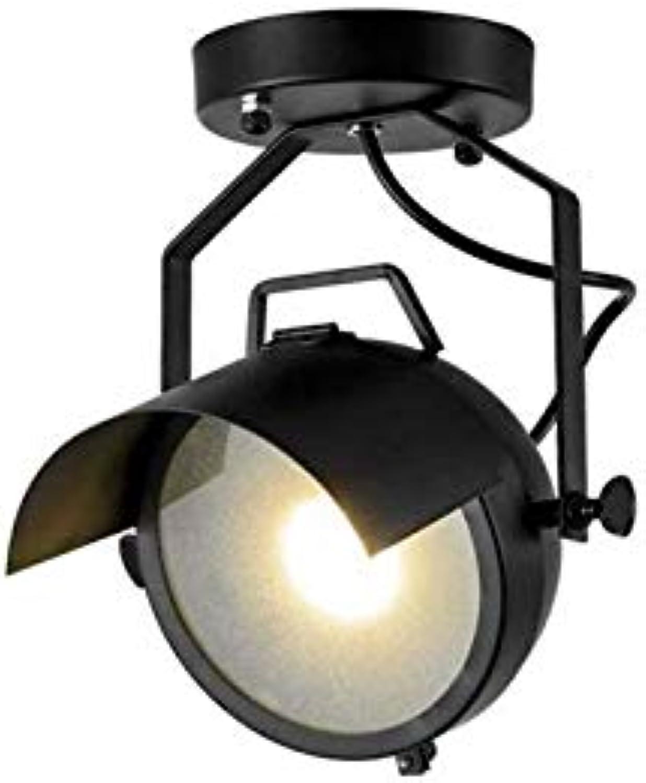 Chandelierspotlight Deckenleuchte Chandelier Pendelleuchte Schwarzes Finish 1 Licht