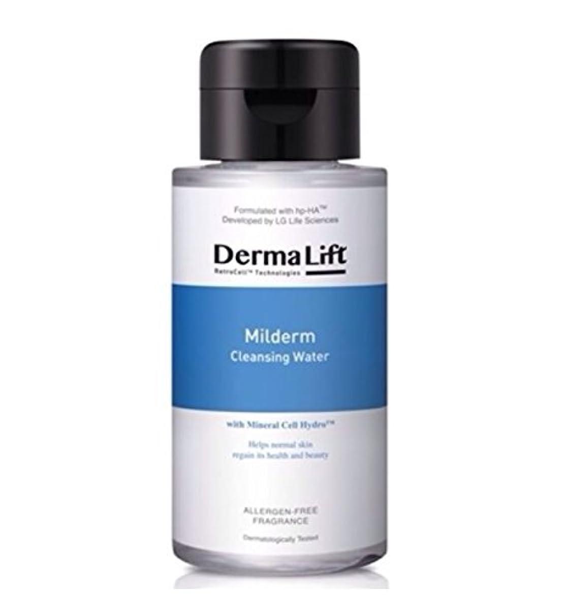 Derma Lift ダーマリフトマイルおまけクレンジングウォーター 300ml / Derma Lift MILDERM CLEANSING WATER 300ml [海外直送品]