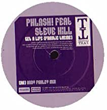Phlash Ft Steve Hill / Get A Life (Frantic Theme)