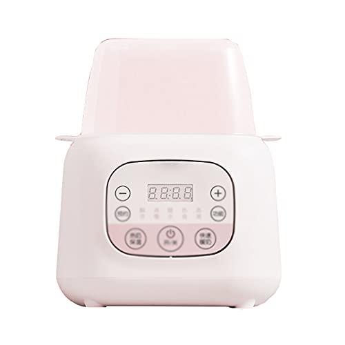 Dfghbn Dispensador de leche caliente constante para bebés, dispensador de leche para preparar leche en polvo (color: blanco, tamaño: talla única)
