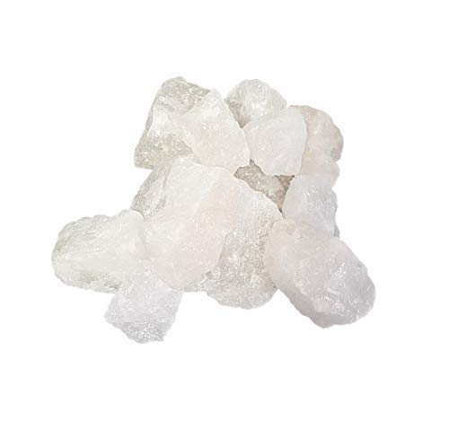 SudoreWell® Halit Salzbrocken Ursalz Kristallsalz aus dem Vorgebirge des Himalaya 2,0 kg