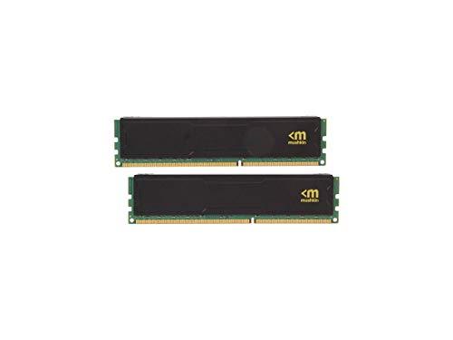 Mushkin DIMM 16 GB DDR3-1600 Arbeitsspeicher, MST3U160BT8GX2, Stealth Stiletto