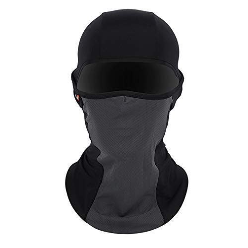 Radkappen Anti-UV Radfahren Gesichtsmaske Halbgesichtsmaske Fahrrad Bandanas