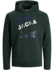 Jack & Jones Jjecorp Logo Sweat Hood Noos Capucha para Hombre
