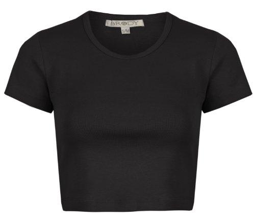 Donna Maniche Corte -  T-Shirt Basic Brody /& Co.