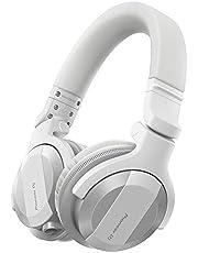 Pioneer DJ HDJ-CUE1BT-W, DJ koptelefoon met Bluetooth, wit