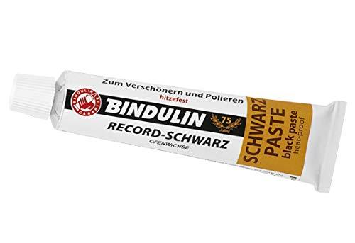 Bindulin elektroplatten-paste schwarz, Tube mit 45gramm (inhalt 15tuben)