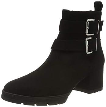 Unisa Women s Bootie Ankle Boot Black 8 US