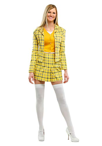 Cher Clueless Costume Officially Licensed Clueless Costume for Women X-Small