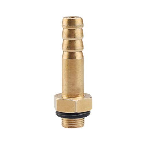 iplusmile Adaptador de Estufa de Gas de 10 Mm Adaptador de Conector de Gas Conector de Gas Del Quemador…