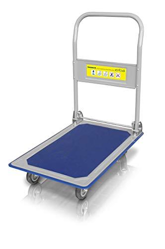 Erba, 03052, Plateauwagen/Plattformwagen klappbar Tragkraft max. 150kg