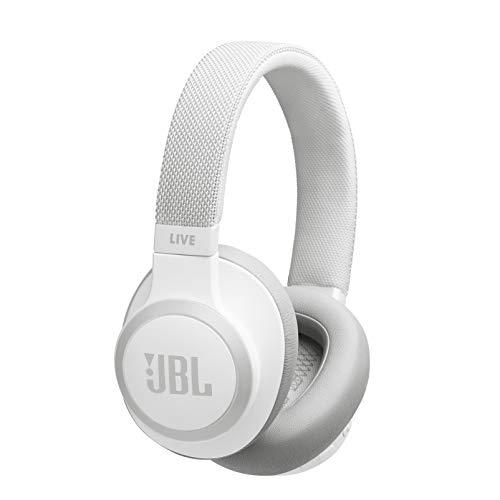 JBL LIVE 650BTNC - Auriculares inalámbricos con cancelación de ruido,...
