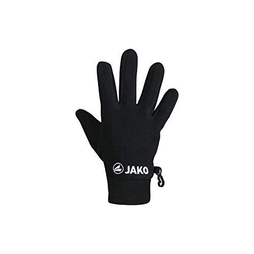 JAKO Accessoires (caps, Mützen, Etc) Fleecehandschuhe, schwarz, 5, 1230