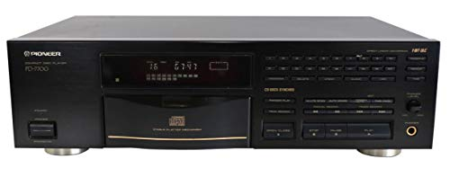 Pioneer PD-7700 CD Spieler in schwarz