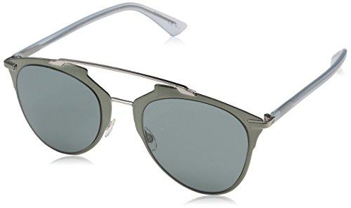 Dior DIORREFLECTED 5L 1RO Gafas de sol, Azul (Khaki Blue/Grey Green), 52 para Mujer