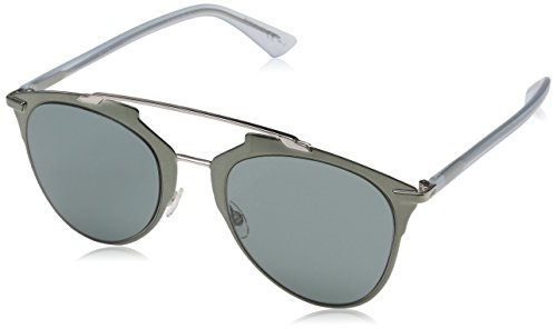 Dior Damen Diorreflected 5L 1Ro 52 Sonnenbrille, Blau (Blue/Grey Green)