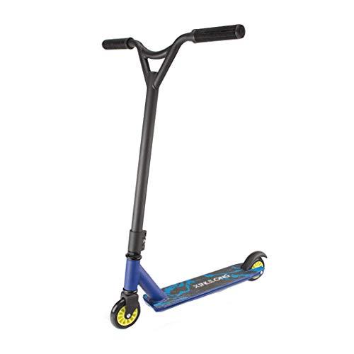 XLOO Pro Stunt Scooter con Rendimiento Estable: el Mejor Truco de Nivel de Entrada Freestyle Pro Scooter para niños de 7 años en adelante, niños, niñas, con Freno