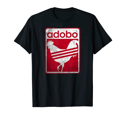 Pinoy Shirt Distressed Chicken Adobo Filipino Shirt