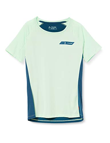 VAUDE Women's Scopi T-Shirt II Femme, May Green, FR Unique (Taille Fabricant : 34)