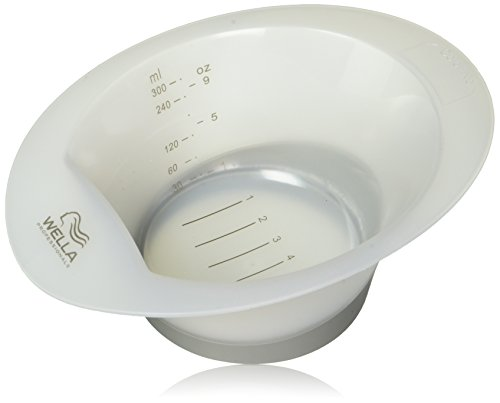 Wella Färbeschale, 300 ml, weiß, 1er Pack, (1x 1 Stück)