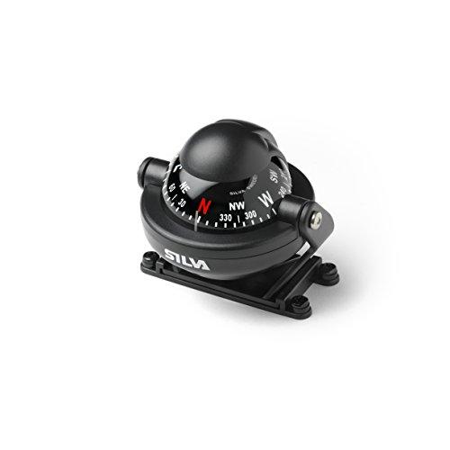 Relags Silva Kompass 'C58' für Auto und Boot, schwarz, One Size