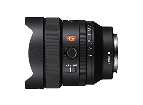 Sony FE 14mm F1.8 GM Full-Frame Large-Aperture Wide Angle Prime G Master Lens