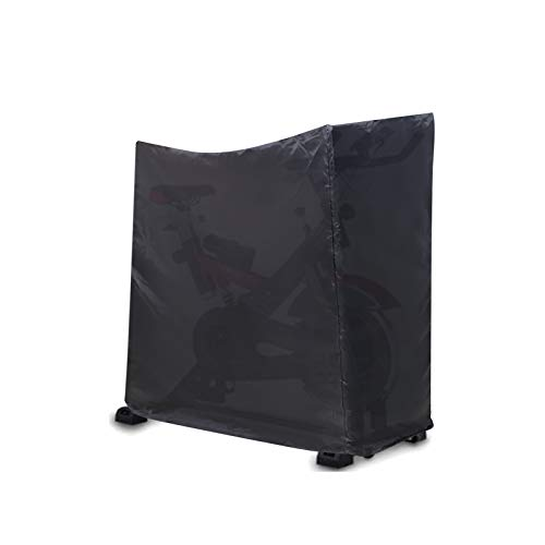 Yunxi cubierta impermeable para bicicleta interior y exterior a prueba de polvo/cubierta para bicicleta, cubierta para bicicleta de ejercicio