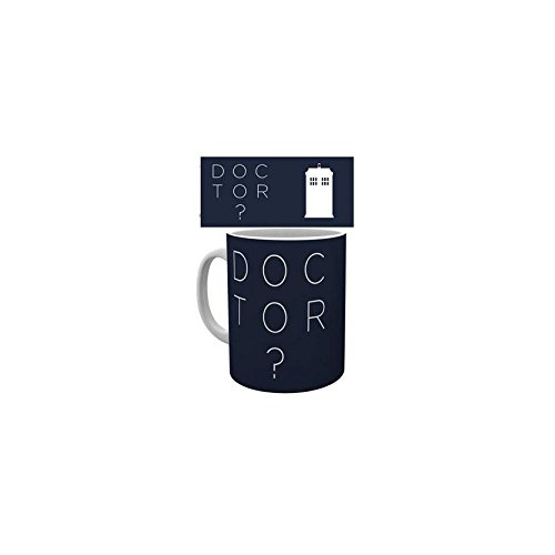 Doctor Who Doctor Who Type Tasse Standard