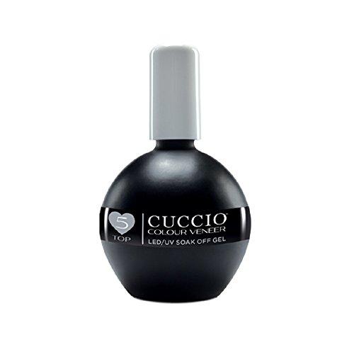 Cuccio UV-LED Soak Off Gel Top behandeling fineer nagellak