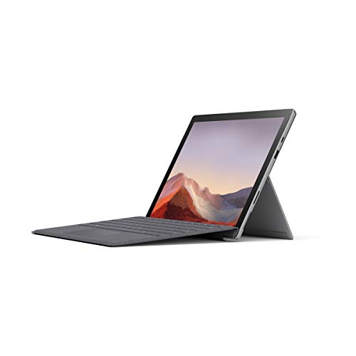 "Microsoft Surface Pro 7 VDV-00015 12.3"" (31.24 cms) Touchscreen 2-in-1 Laptop (10th Gen Intel Core i5/8GB/128GB SSD/Windows 10 Home/Intel Iris Plus Graphics), Platinum"