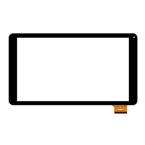 Negro Color EUTOPING  De Nuevo 10.1 Pulgadas Pantalla tactil Digital La sustitución de para 10.1' Infiniton Infinitab 1016