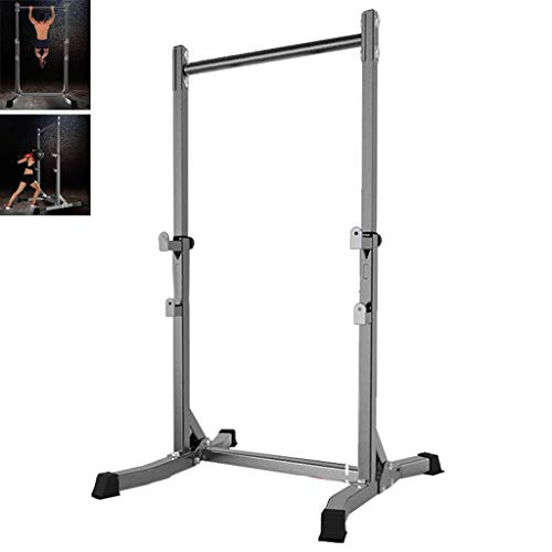 HAOYF Home Pull Up Equipment Squat Rack Indoor Horizontal Bar Frame Sports Fitness Equipment Can Do Do Bauch Curling