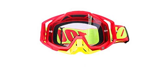 Carolilly - Gafas de motocross para motocicleta,...