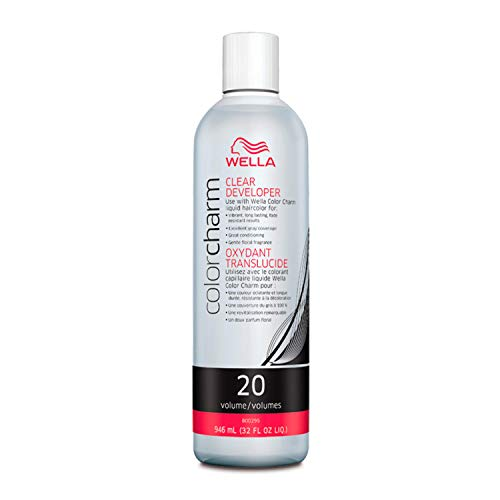 Wella Color Charm Liquid Permanent Hair Color, 1001/10n Satin Blonde