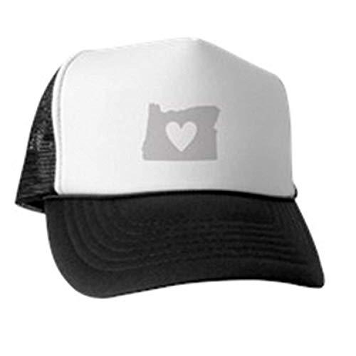 Doormats-shirt Heart Oregon - Trucker Hat Classic Baseball Hat Einzigartige Trucker Cap
