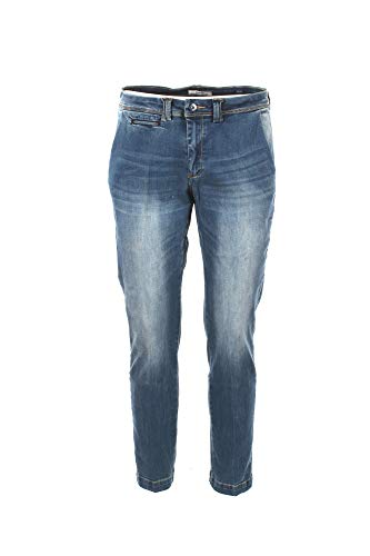 jeans yes zee uomo Yes Zee Jeans Uomo 40 Denim P630 W520 Autunno Inverno 2018/19