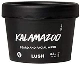 LUSH Kalamazoo Beard and Facial Wash 100g - Take Care of The Your Hair on Your face