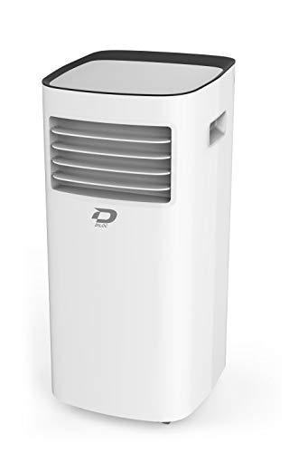 Diloc Condizionatore Climatizzatore Portatile 2,6 kW, Pinguino 9000 BTU, Timer e Telecomando, Gas R290 D. IGLU1.2