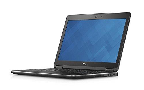 Dell Laptop Latitude E7250 12.5 inches, Core i7 5600U 8GB, RAM 256GB, SSD Windows 8 (Renewed)
