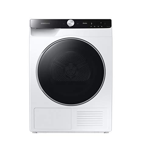 Samsung - Secadora DV90T8240SE/S3 con AI Control, secado ultra rápido en 81 minutos, programa higienizante, Air Wash…