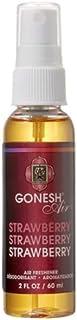 GONESH エアーフレッシュナー ウォーターベース ストロベリー 60ml