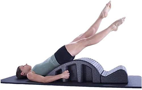 HongLianRiven Pula Wirbelsäule Ausrichtung, Spinal Orthese Pilates Fitness, Matratze liefert Ausrüstung Stretching Yoga 7-7