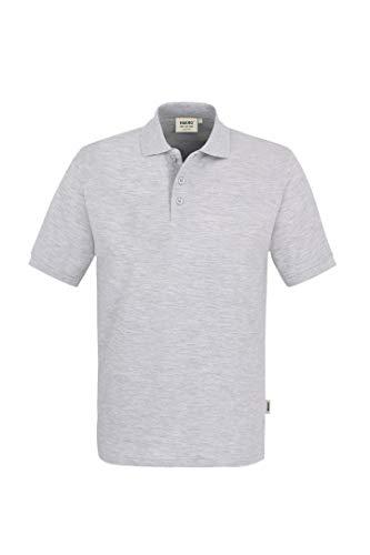 "HAKRO Polo-Shirt ""Classic"" - 810 - ash - Größe: XS"