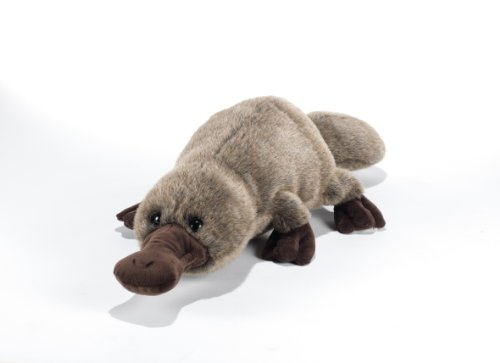 Unbekannt Plüsch & Company–15760–Mally Duck-Billed Platypus Soft Spielzeug 50cm