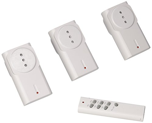 Trust Smart Home APA3-1500R Set di Commutazione Wireless, Bianco