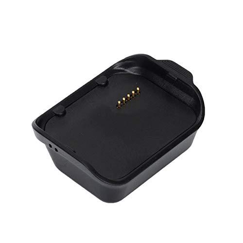 Enjoyyouselves Cargador de Escritorio de Reloj Inteligente para Samsung Gear Fit R350 / SM-R380 / Galaxy Gear Neo R381