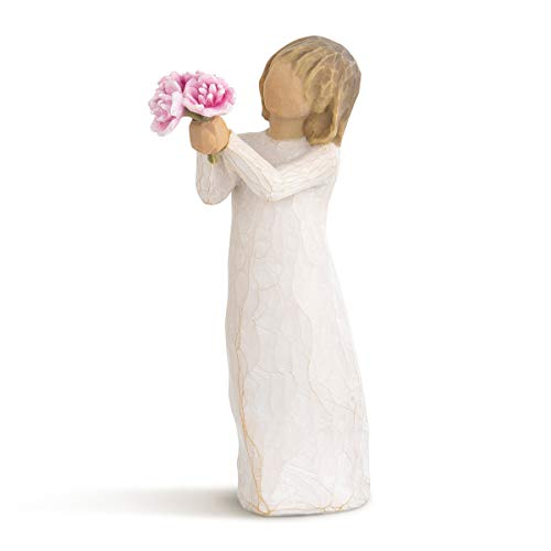 Willow Tree Thank You Figurine, Natural, 5.25