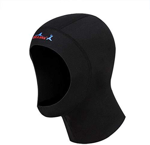 A Point Wetsuits Premium Neoprene 1mm Sport Cap Hot Skins Hood (XL(59-62cm))